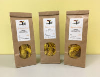 Bananen-Chips in unseren Togo-Contact Packungen